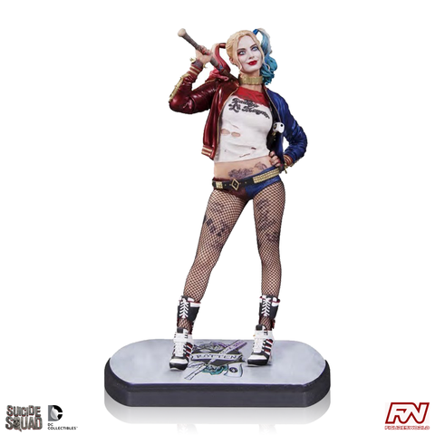SUICIDE SQUAD: Harley Quinn Statue