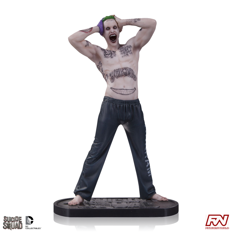SUICIDE SQUAD: The Joker Statue