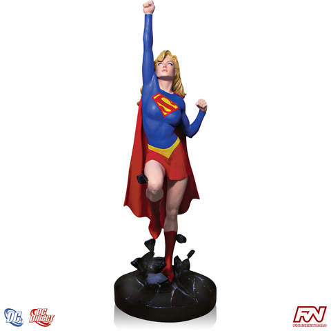 DC COMICS COVER GIRLS: Supergirl Statue