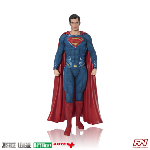 JUSTICE LEAGUE: Superman ArtFX+ PVC Statue