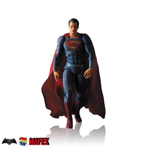 BATMAN V SUPERMAN: DAWN OF JUSTICE: Superman MAFEX Action Figure