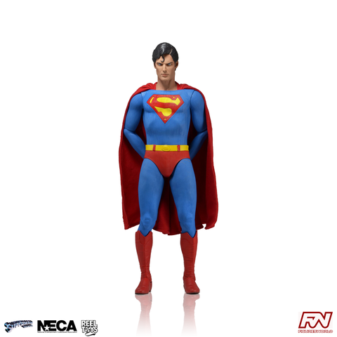 SUPERMAN THE MOVIE: Superman (Christopher Reeve) 7-Inch Action Figure USA Exclusive