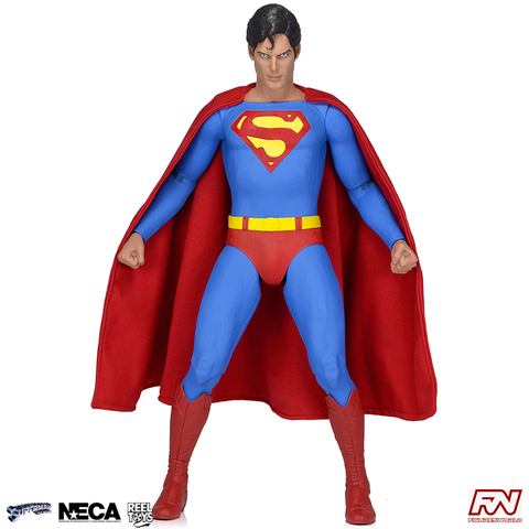 SUPERMAN THE MOVIE: Superman (Christopher Reeve) 1:4 Scale Action Figure
