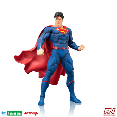 DC COMICS: Superman -Rebirth- ArtFX+ PVC Statue