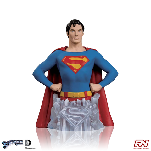 SUPERMAN THE MOVIE: Christopher Reeve as Superman Bust