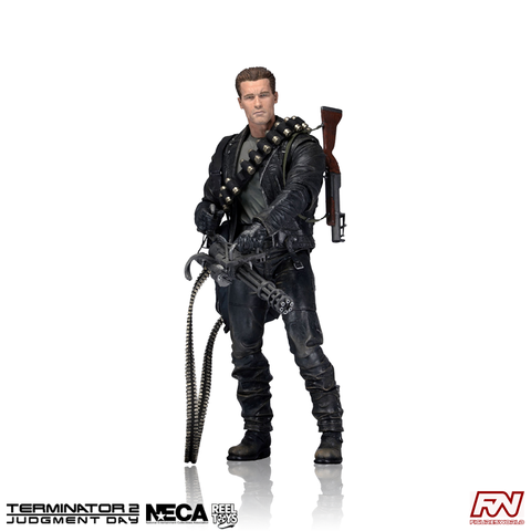 TERMINATOR 2: T-800 Ultimate 7-Inch Scale Action Figure
