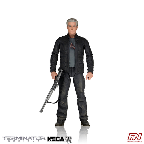 "TERMINATOR: GENISYS T-800 Guardian ""Pops"" 7-Inch Scale Action Figure"