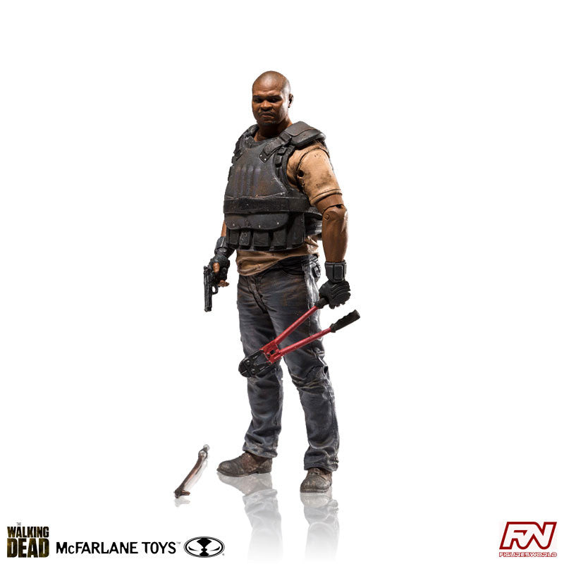 THE WALKING DEAD: TV Series 9: T-Dog Action Figure