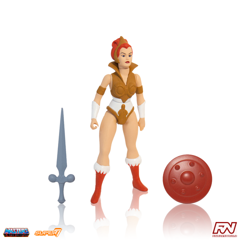 MASTERS OF THE UNIVERSE: Vintage Collection Teela 5.5-Inch Action Figure