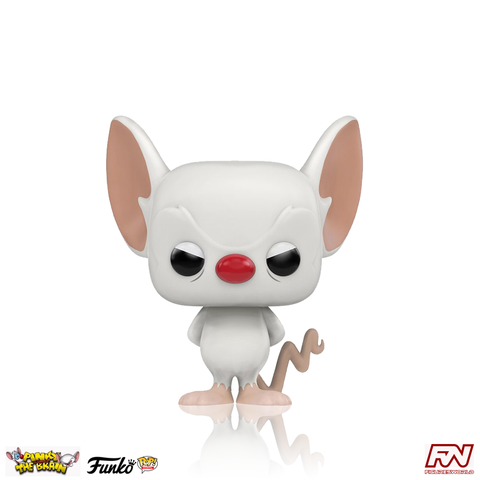 POP! ANIMATION: PINKY & THE BRAIN - The Brain (160)