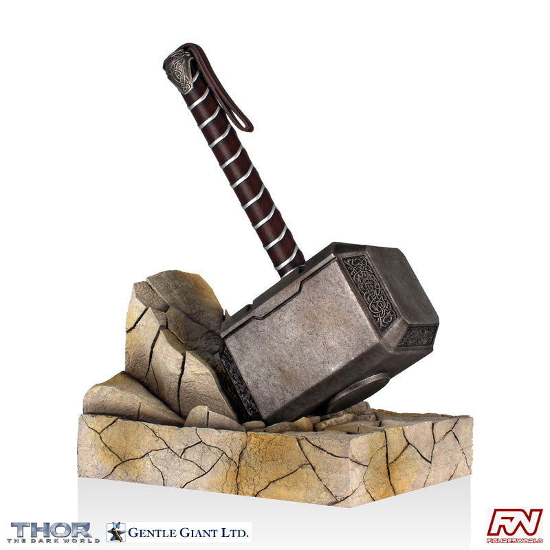 THOR: THE DARK WORLD: Thor Hammer Bookend