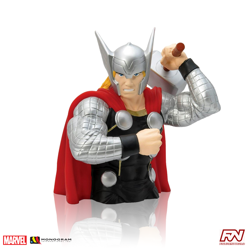 MARVEL COMICS: Thor Modern Bust Bank