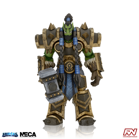 HEROES OF THE STORM: Thrall 7-Inch Scale Deluxe Action Figure