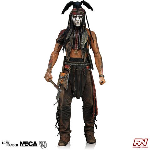 THE LONE RANGER: Tonto 1/4 Scale Action Figure