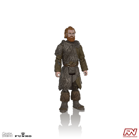 "GAME OF THRONES: Tormund Giantsbane 3.75"" Scale Action Figure"