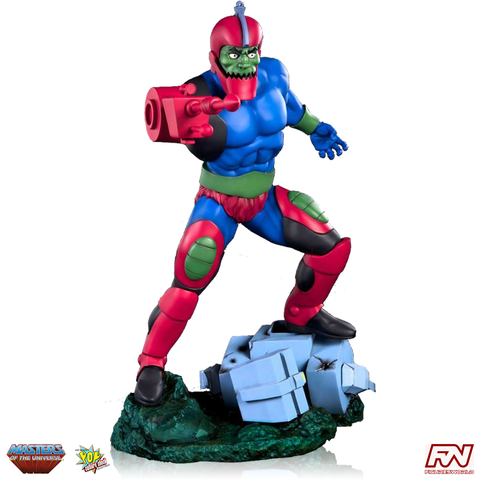 MASTERS OF THE UNIVERSE: Trapjaw 1:4 Scale Statue