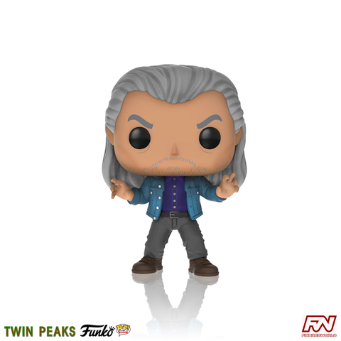 POP! TV: TWIN PEAKS - Bob (#449)