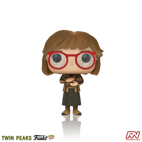 POP! TV: TWIN PEAKS - The Log Lady (#451)