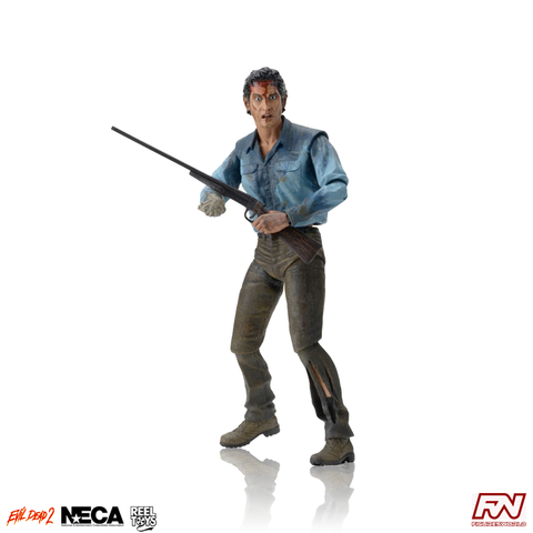 "EVIL DEAD 2: Ultimate Ash 7"" Scale Action Figure"