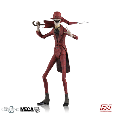 THE CONJURING UNIVERSE: Ultimate Crooked Man 7-inch Scale Action Figure