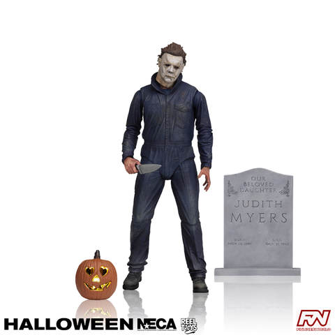 HALLOWEEN (2018): Ultimate Michael Myers 7-Inch Scale Action Figure