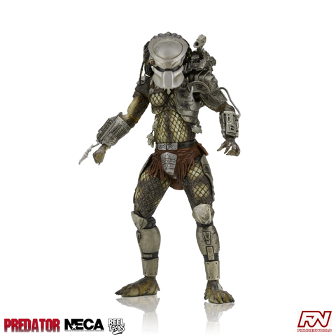 PREDATOR: Ultimate Jungle Hunter 7-inch Scale Action Figure
