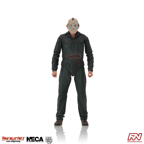 FRIDAY THE 13TH: PART 5 Ultimate Roy Burns 7-Inch Scale Action Figure