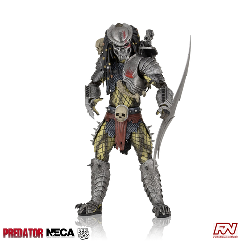 "PREDATOR: Ultimate Scarface (Video Game Appearance) 7"" Scale Action Figure"