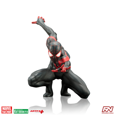 MARVEL NOW! Ultimate Spider-Man ArtFX+ PVC Statue