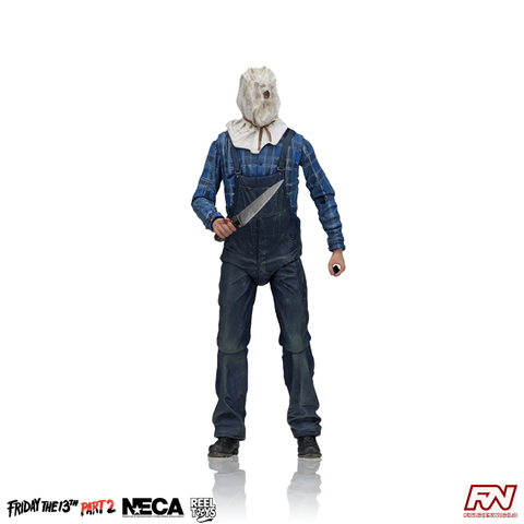 FRIDAY THE 13TH: PART 2 Jason Ultimate Action Figure