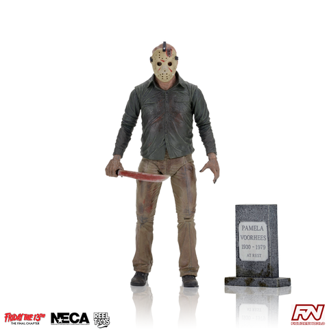 FRIDAY THE 13TH: PART 4 Jason Ultimate Action Figure