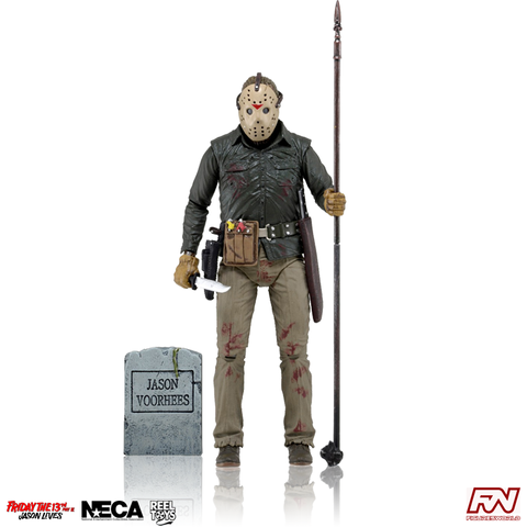 FRIDAY THE 13TH: PART 6 Jason Ultimate Action Figure