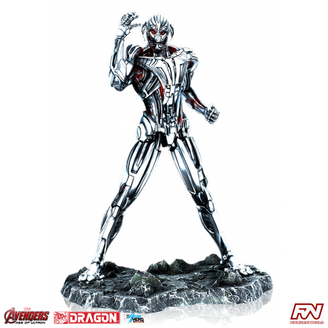 AVENGERS: AGE OF ULTRON - Ultron Multi-Pose Version 1/9 Action Hero Vignette