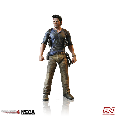 UNCHARTED 4: Ultimate Nathan Drake Action Figure