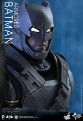 BATMAN V SUPERMAN: DAWN OF JUSTICE Armored Batman 1:6 Scale Movie Masterpiece Figure