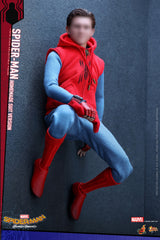 PRE-ORDER: SPIDER-MAN: HOMECOMING - Spider-Man (Homemade Suit) 1:6 Scale Movie Masterpiece Figure