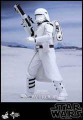 STAR WARS: First Order Snowtrooper 1:6 Scale Movie Masterpiece Figure