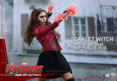 AVENGERS: AGE OF ULTRON Scarlet Witch 1:6 Scale Movie Masterpiece Figure