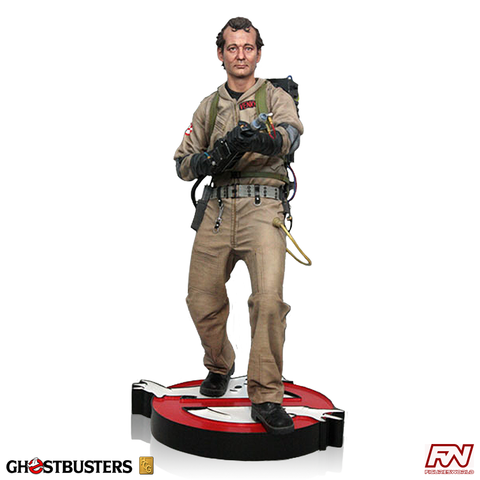 GHOSTBUSTERS: Peter Venkman 1:4 Scale Statue
