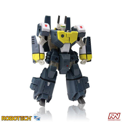 ROBOTECH: VF-1S Roy Fokker's GBP-1 Heavy Armored Veritech Fighter 1/100 Transformable Action Figure