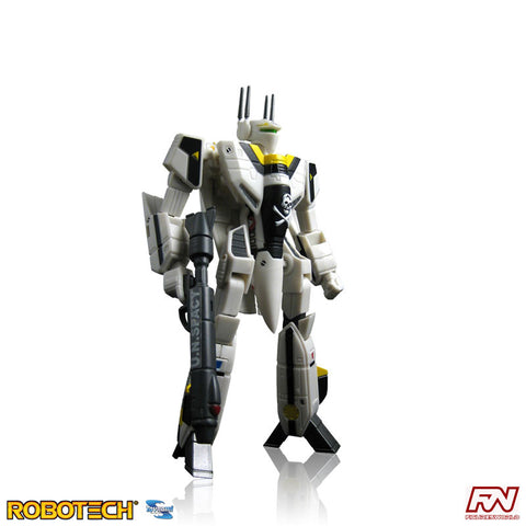 ROBOTECH: VF-1S Roy Fokker's Veritech Fighter 1/100 Transformable Action Figure