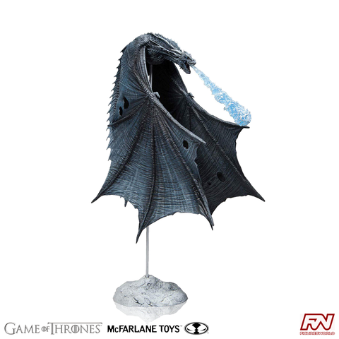 GAME OF THRONES: Viserion (Ice Dragon) Deluxe Box Figure