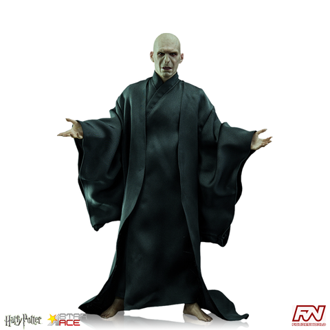 HARRY POTTER: Lord Voldemort 1:6 Scale Collectible Figure