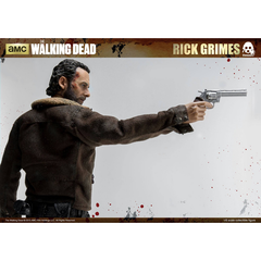 THE WALKING DEAD: Rick Grimes 1:6 Scale Collectible Figure