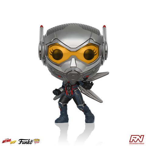POP! MARVEL: ANT-MAN & THE WASP - The Wasp #341