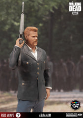 "THE WALKING DEAD: Abraham 7"" Figure Color Tops Series"