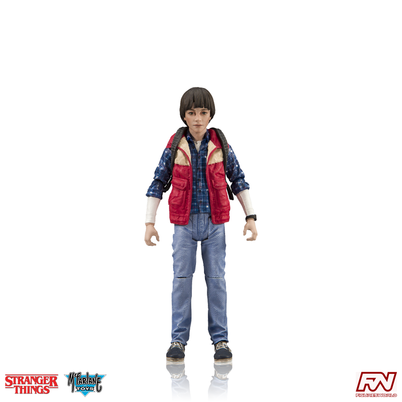 STRANGER THINGS: Will 7-Inch Scale Action Figure