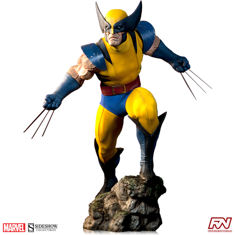 MARVEL COMICS: Wolverine Legendary Scale™ Figure