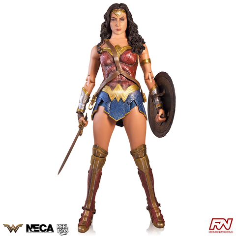 WONDER WOMAN (2017): Wonder Woman 1:4 Scale Action Figure