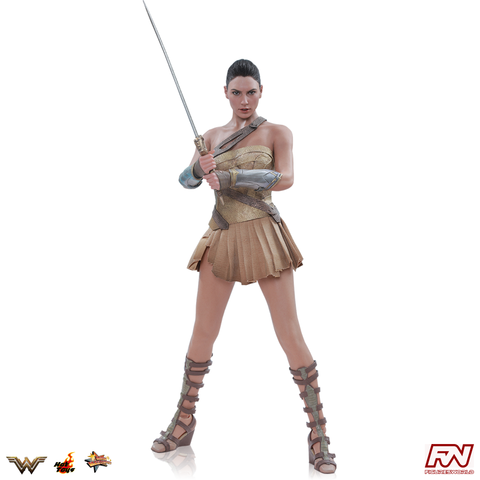 PRE-ORDER: WONDER WOMAN - Wonder Woman (Training Armor Version) 1:6 Scale Movie Masterpiece Figure